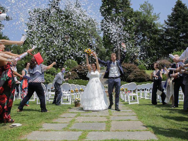 Il matrimonio di Alessio e Julia a Carnago, Varese 15