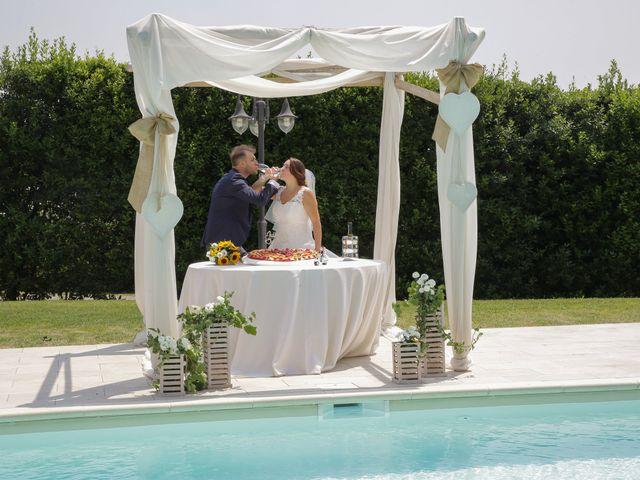 Il matrimonio di Alessio e Julia a Carnago, Varese 19