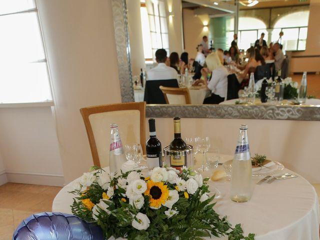 Il matrimonio di Alessio e Julia a Carnago, Varese 26