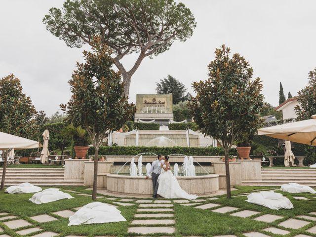 Il matrimonio di Silvia e Davide a Roma, Roma 2