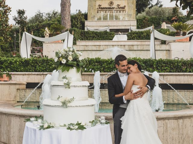 Il matrimonio di Silvia e Davide a Roma, Roma 4