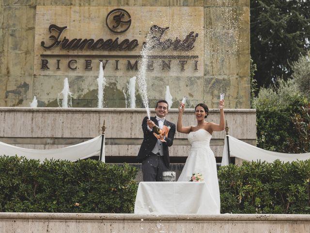 Il matrimonio di Silvia e Davide a Roma, Roma 6