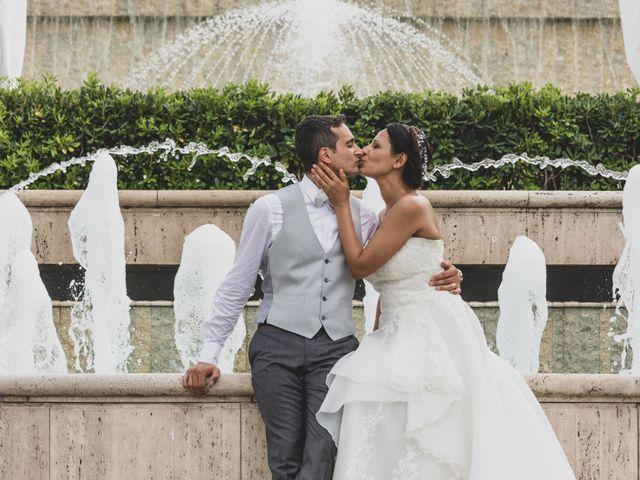 Il matrimonio di Silvia e Davide a Roma, Roma 11