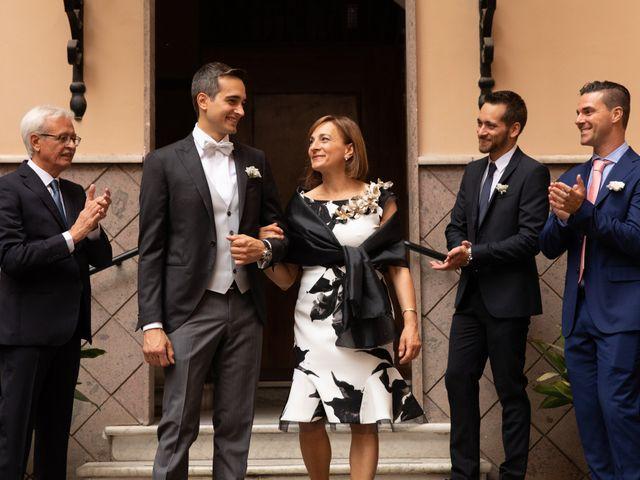 Il matrimonio di Silvia e Davide a Roma, Roma 16
