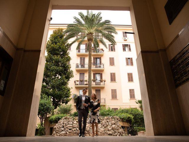 Il matrimonio di Silvia e Davide a Roma, Roma 17
