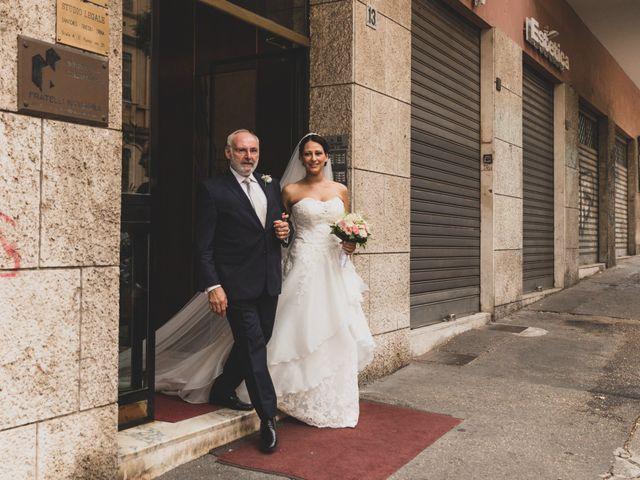 Il matrimonio di Silvia e Davide a Roma, Roma 23