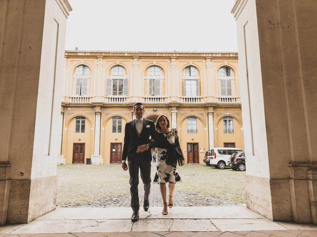 Il matrimonio di Silvia e Davide a Roma, Roma 24