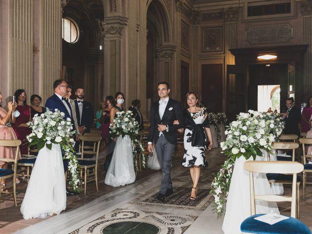 Il matrimonio di Silvia e Davide a Roma, Roma 25