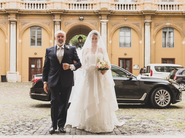Il matrimonio di Silvia e Davide a Roma, Roma 26