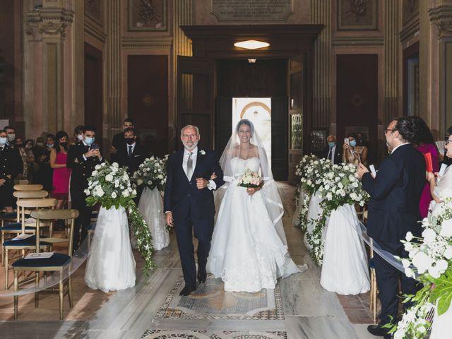 Il matrimonio di Silvia e Davide a Roma, Roma 27