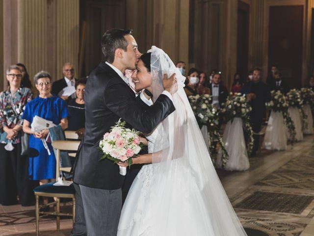 Il matrimonio di Silvia e Davide a Roma, Roma 28