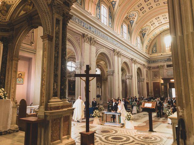 Il matrimonio di Silvia e Davide a Roma, Roma 29