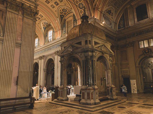 Il matrimonio di Silvia e Davide a Roma, Roma 30