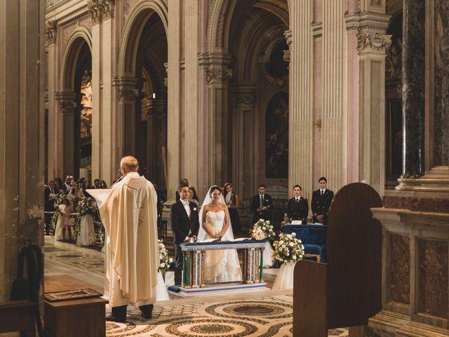 Il matrimonio di Silvia e Davide a Roma, Roma 31