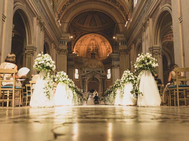 Il matrimonio di Silvia e Davide a Roma, Roma 32