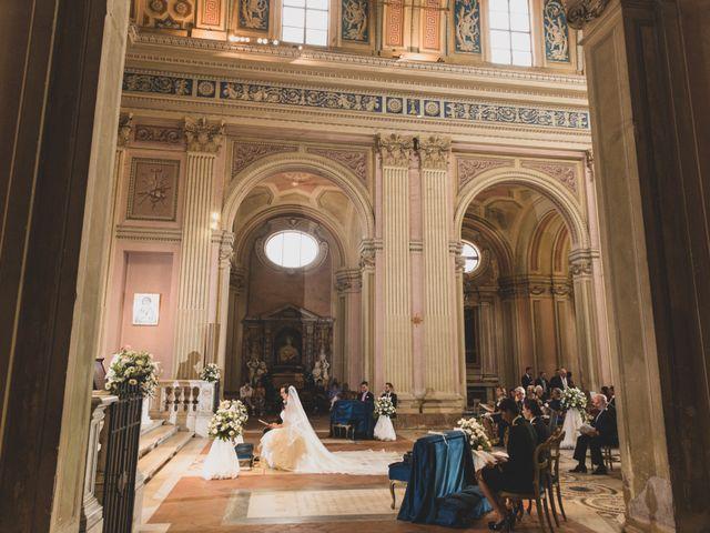 Il matrimonio di Silvia e Davide a Roma, Roma 33