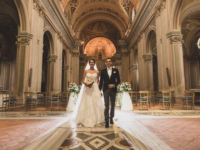 Il matrimonio di Silvia e Davide a Roma, Roma 34