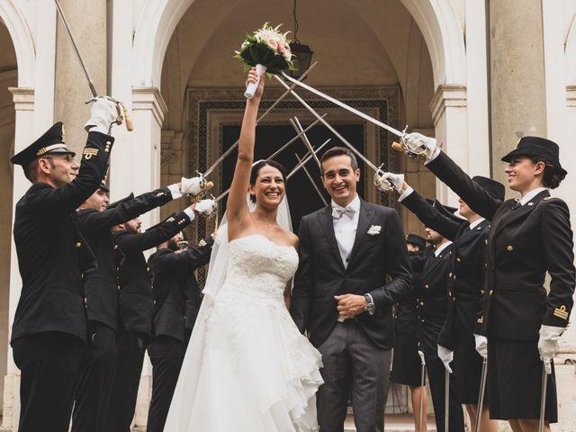Il matrimonio di Silvia e Davide a Roma, Roma 35