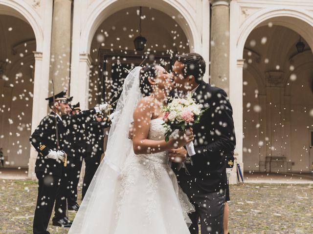 Il matrimonio di Silvia e Davide a Roma, Roma 36