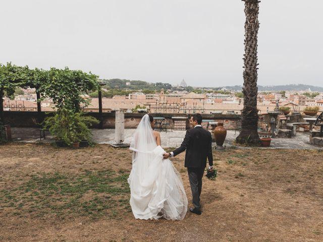 Il matrimonio di Silvia e Davide a Roma, Roma 37