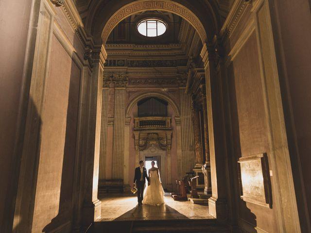 Il matrimonio di Silvia e Davide a Roma, Roma 38