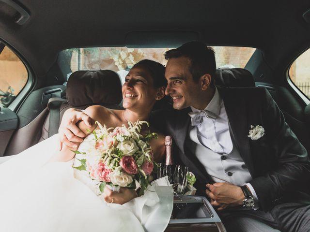 Il matrimonio di Silvia e Davide a Roma, Roma 40