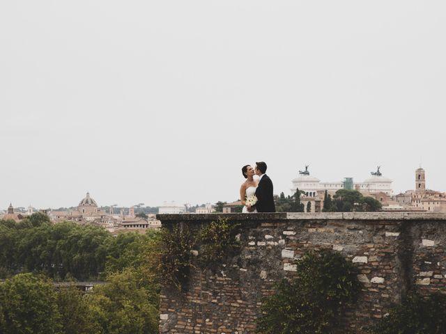 Il matrimonio di Silvia e Davide a Roma, Roma 41