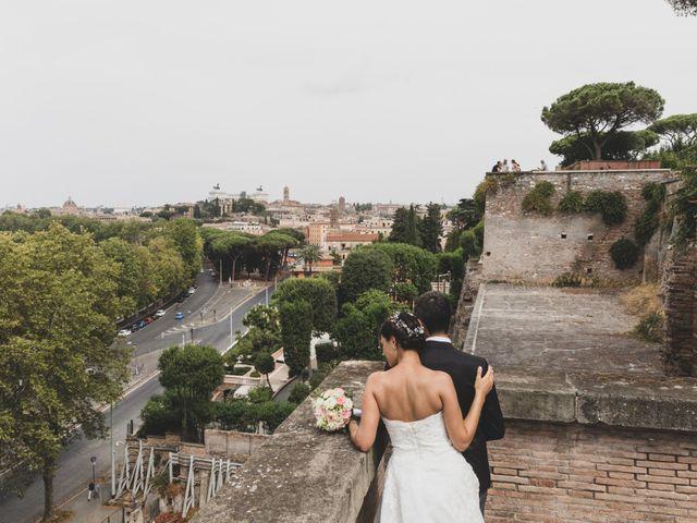 Il matrimonio di Silvia e Davide a Roma, Roma 43