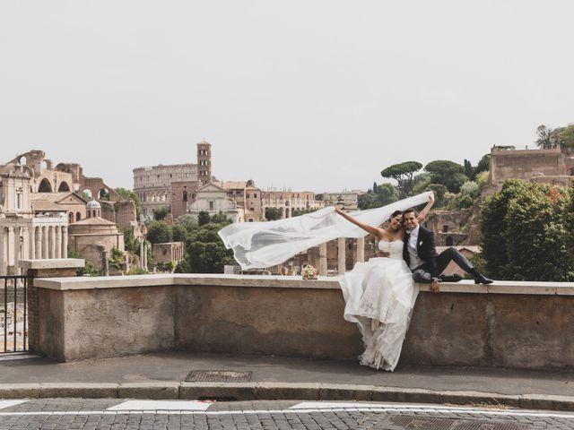 Le nozze di Davide e Silvia