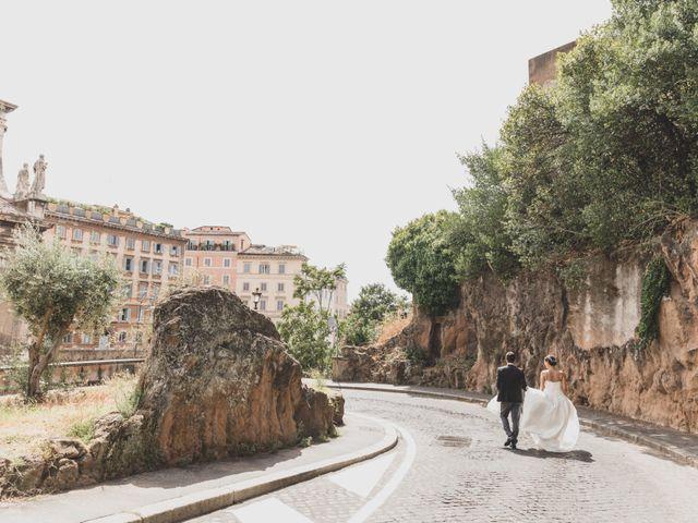 Il matrimonio di Silvia e Davide a Roma, Roma 48