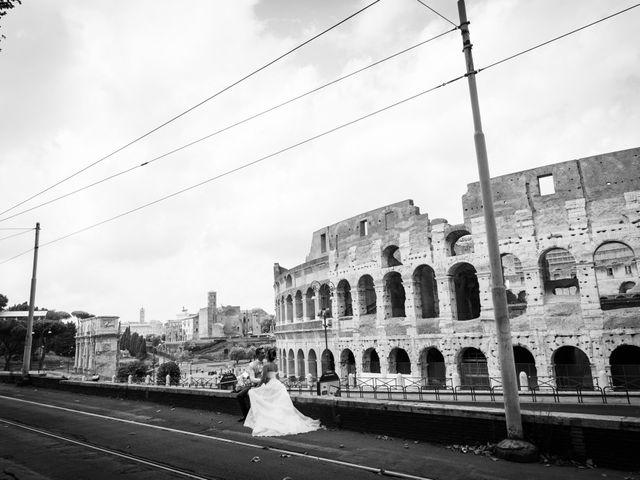 Il matrimonio di Silvia e Davide a Roma, Roma 49