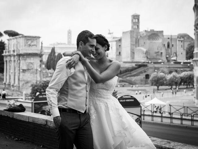 Il matrimonio di Silvia e Davide a Roma, Roma 50