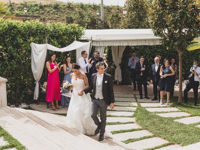 Il matrimonio di Silvia e Davide a Roma, Roma 51