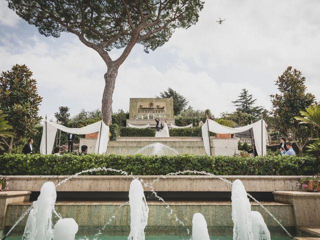 Il matrimonio di Silvia e Davide a Roma, Roma 52