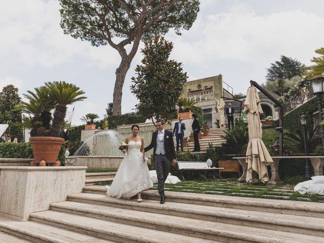 Il matrimonio di Silvia e Davide a Roma, Roma 53