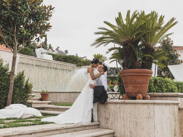 Il matrimonio di Silvia e Davide a Roma, Roma 54