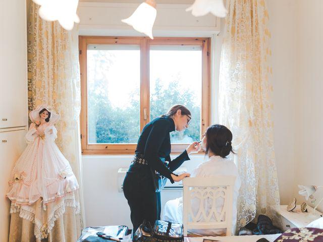 Il matrimonio di Gianicola e Jessica a Uta, Cagliari 13