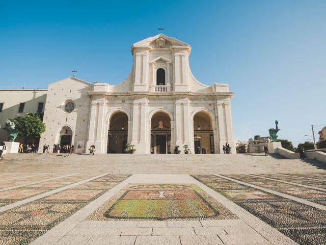 Il matrimonio di Gianicola e Jessica a Uta, Cagliari 32
