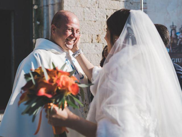 Il matrimonio di Gianicola e Jessica a Uta, Cagliari 42