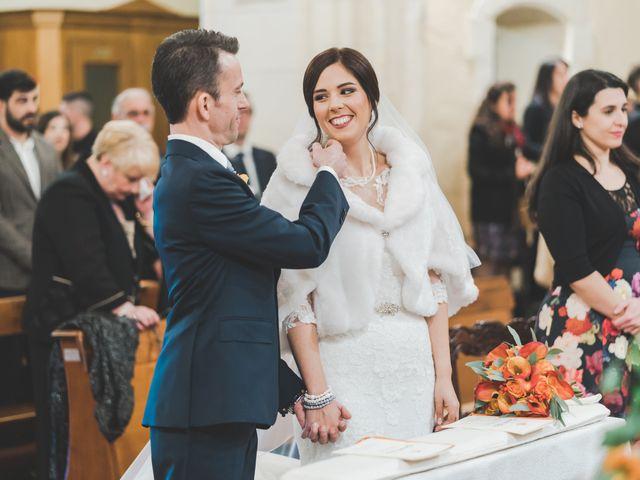 Il matrimonio di Gianicola e Jessica a Uta, Cagliari 48