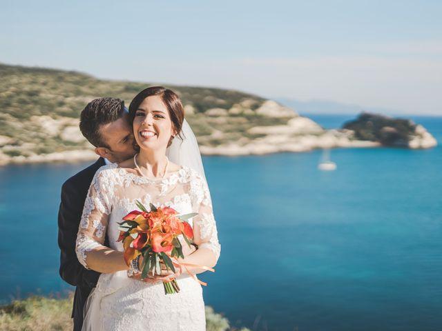 Il matrimonio di Gianicola e Jessica a Uta, Cagliari 1