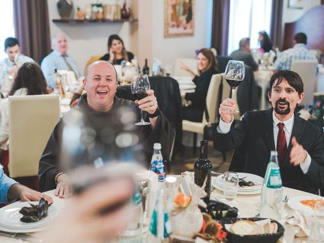 Il matrimonio di Gianicola e Jessica a Uta, Cagliari 85