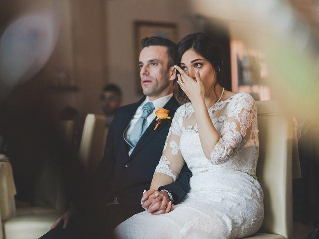 Il matrimonio di Gianicola e Jessica a Uta, Cagliari 91