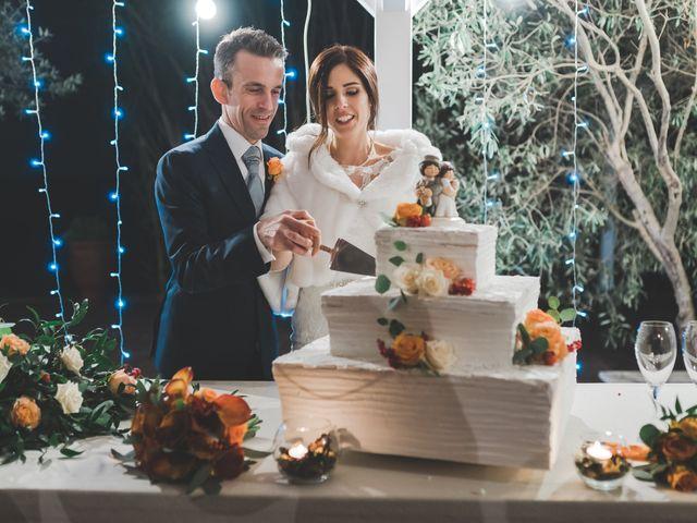 Il matrimonio di Gianicola e Jessica a Uta, Cagliari 97