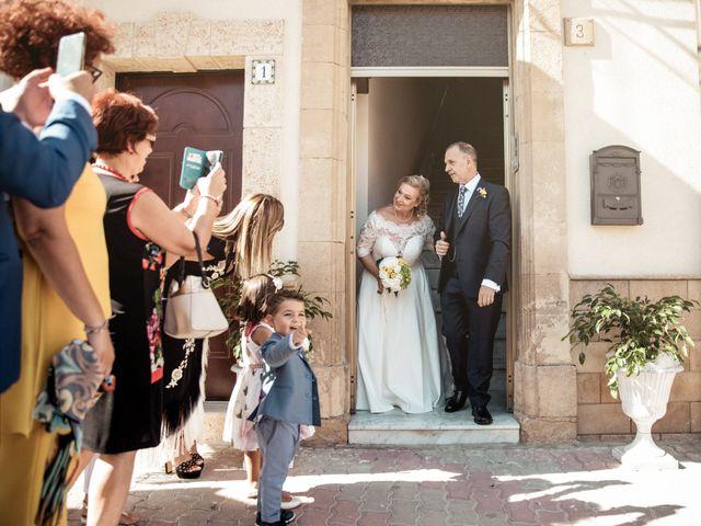 Il matrimonio di Rosalba e Angelo a Pietraperzia, Enna 20