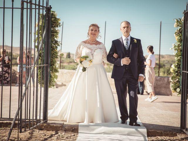 Il matrimonio di Rosalba e Angelo a Pietraperzia, Enna 30