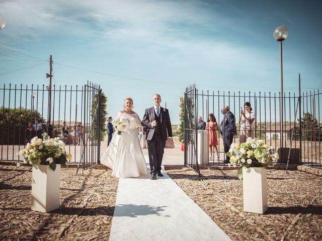 Il matrimonio di Rosalba e Angelo a Pietraperzia, Enna 31