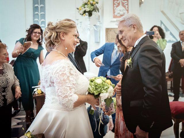 Il matrimonio di Rosalba e Angelo a Pietraperzia, Enna 32