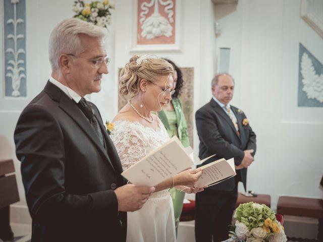 Il matrimonio di Rosalba e Angelo a Pietraperzia, Enna 35