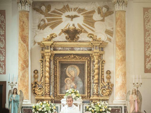 Il matrimonio di Rosalba e Angelo a Pietraperzia, Enna 37